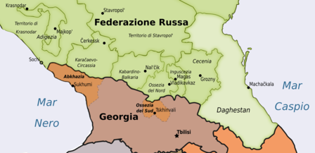 Daghestan - Caucaso del nord