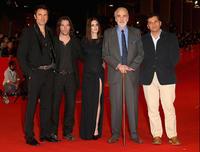 Danis Tanović (primo a destra) al Festival di Roma per la presentazione di Triage (Foto Sweetonsigmafilms, Flickr)