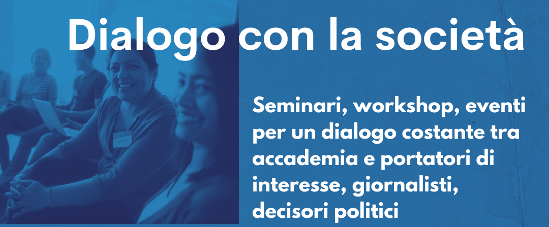 dialogo con la società