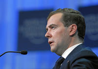 Dimitrij Medvedev (Foto World Economic Forum, Flickr)