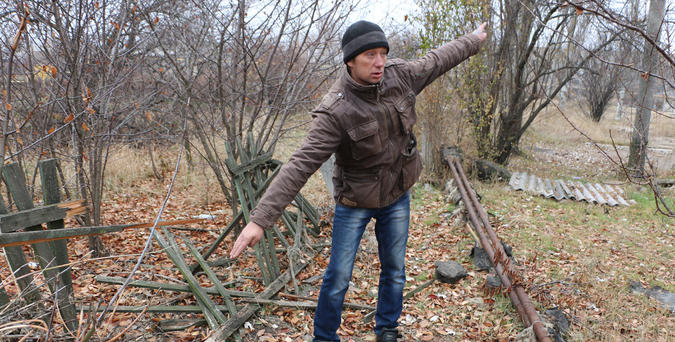 Donetsk, Danilo Elia