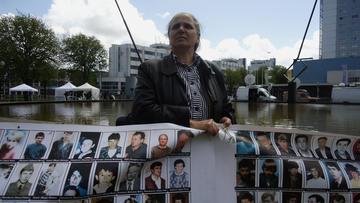Le madri di Srebrenica all'Aja - foto di Giulia Magnani