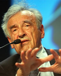 Elie Wiesel (Foto World Economic Forum, Flickr)