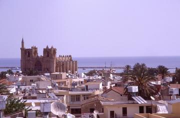 Famagosta ex Cattedrale di S. Nicola oggi Lala Mustafa Pasha Cami