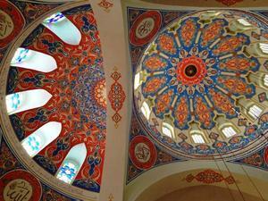 Ferhadija interno (foto R. Toè)