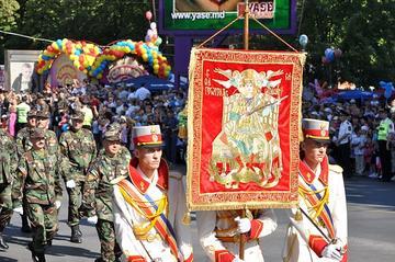 Celebrazione del ventennale dell'indipendenza della Moldavia