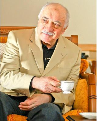 Fethullah Gülen (foto  Diyar se)