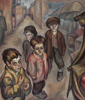 Figli della strada - Roman Petrović
