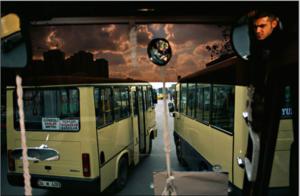 Sul minibus