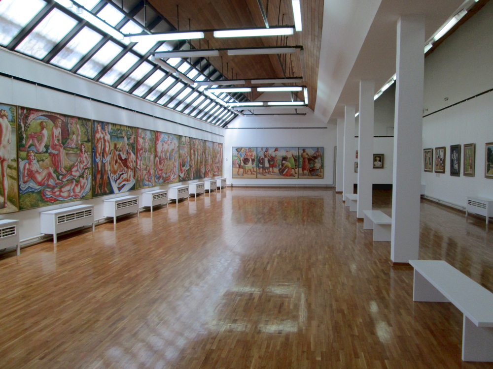 Galleria Sava Šumanović  (shutterstock)