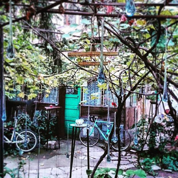 Grădina Sticalilor, foto di Iulia Nastase