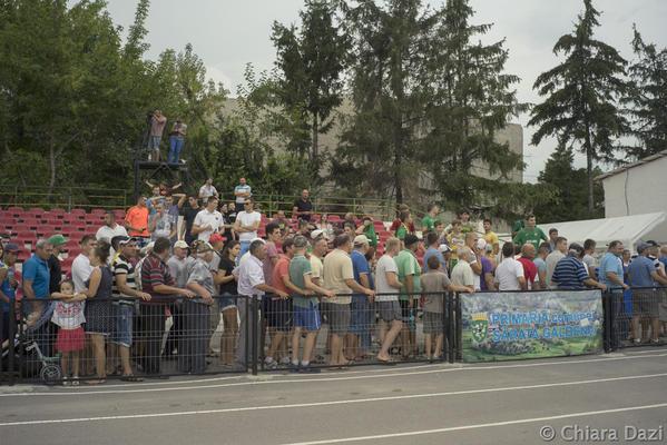 Il pubblico di Hincesti dopo la partita (foto C. Dazi)