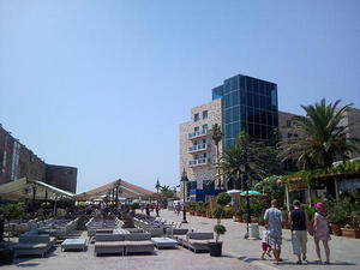 Hotel Avala a Budva (foto L. Zanoni)