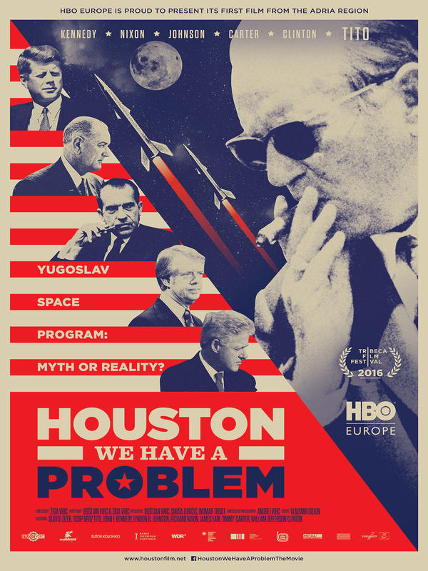"Locandina del film ""Houston, we have a problem"""