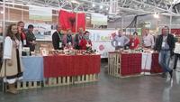 I produttori albanesi al Salone del Gusto 2012