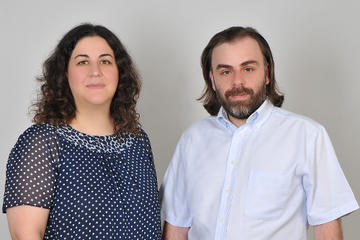 I registi, Ela Alyamac e Aren Perdeci