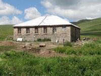 Il caseificio a Malga Vani - Georgia