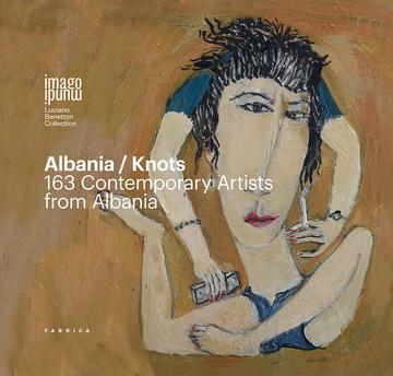 Il catalogo che raccoglie le opere albanesi realizzate per Imago Mundi
