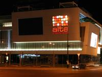 Il centro commerciale Alta (Foto Michele Biava)