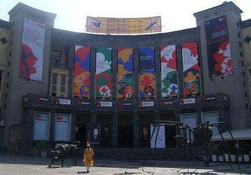 Il cinema Mosca, sede principale delle proiezioni (Foto Ilenia Santin)