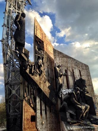 Il monumento a Sofia che celebra i primi 1300 anni del paese - Blocal