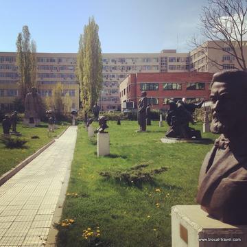 Il museo dell'arte socialista a Sofia - Blocal