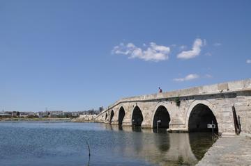 Il ponte di Sinan a Büyükçekmece