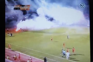 Il reportage di FTV sugli scontri