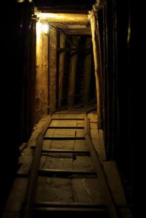Il tunnel di Sarajevo (Foto rejflingre, Flickr)