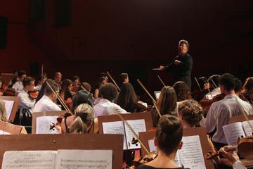 Orchestra giovanile europea - foto su gentile concessione di Taulant Haxhiasi