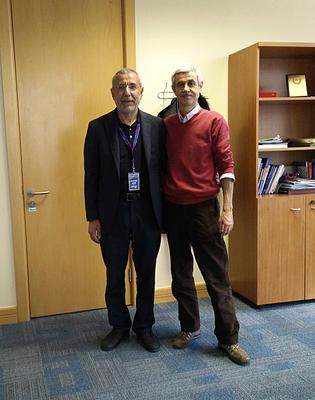 Intigam Aliyev e Paolo Bergmaschi