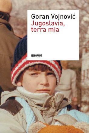 Jugoslavia terra mia, copertina