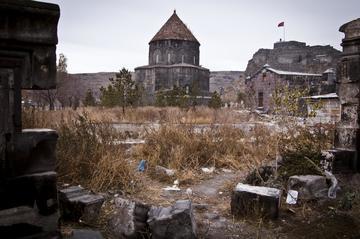 Kars, resti chiesa armena