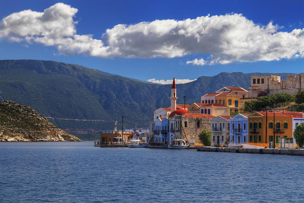 L'isola di Kastellorizo - © Lemonakis Antonis/Shutterstock