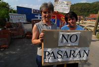 Kosovo, barricate a Rudare