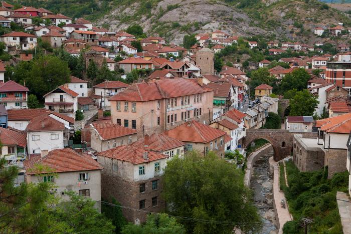 Kratovo, villaggio della Macedonia del Nord - Ivo Danchev