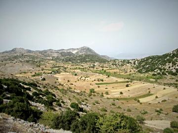 L'altopiano di Eglouvi - Tommaso Madia