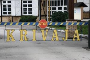 L'ingresso della Krivaja (Foto Andrea Rossini)