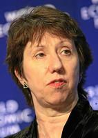 La baronessa Catherine Ashton, alto rappresentante della Ue per gli affari esteri e la politica di sicurezza
