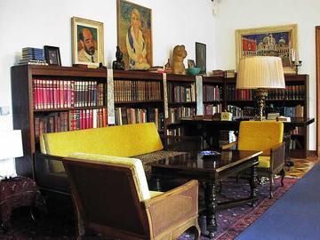 La casa museo di Bela e Miroslav Krleža a Zagabria