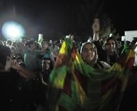 La festa a Diyarbakır
