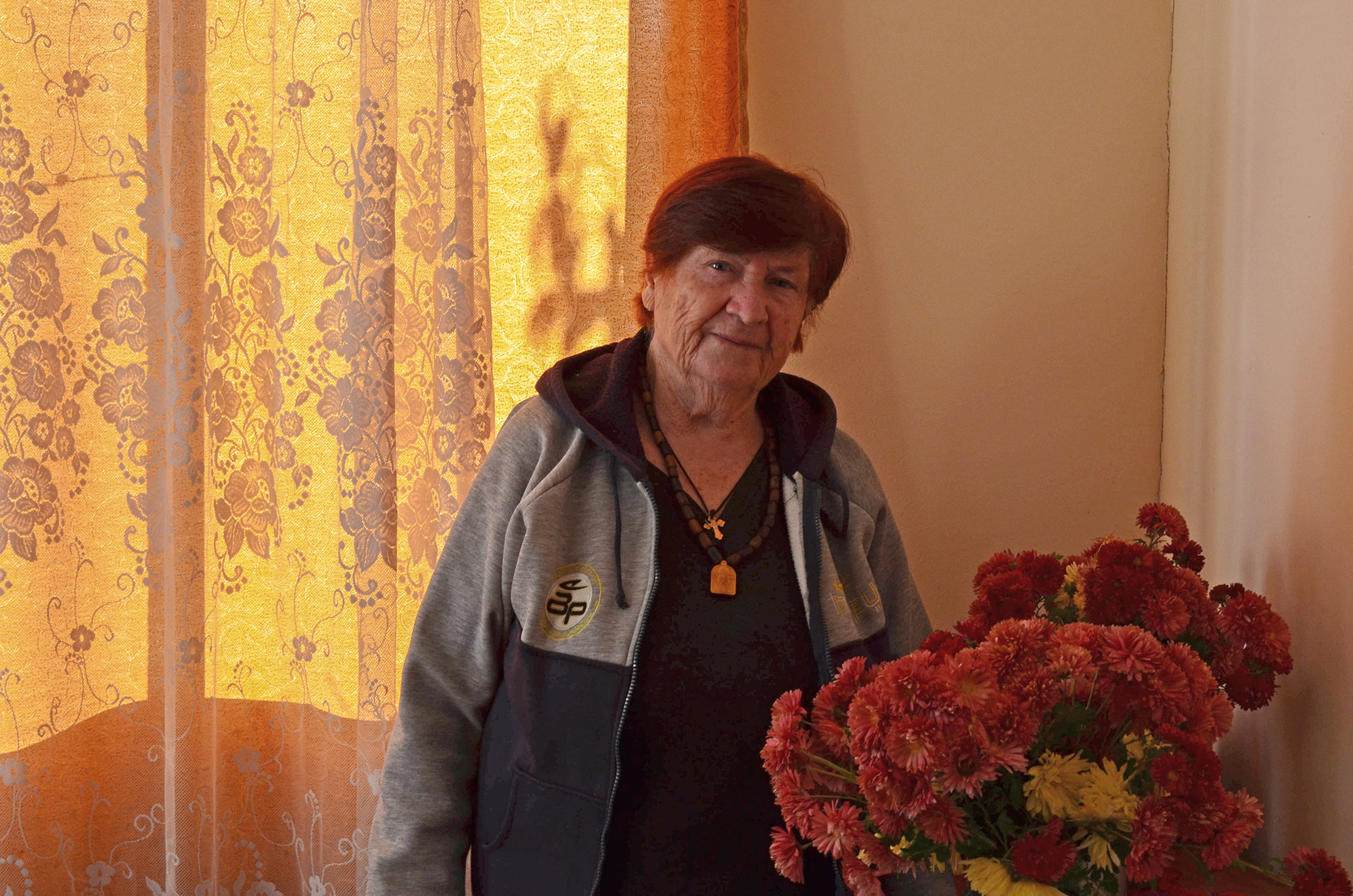 Leila Malashanidze, ritratto