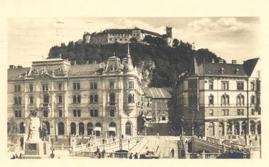 Lubiana, 1953