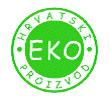 Croatian organic logo