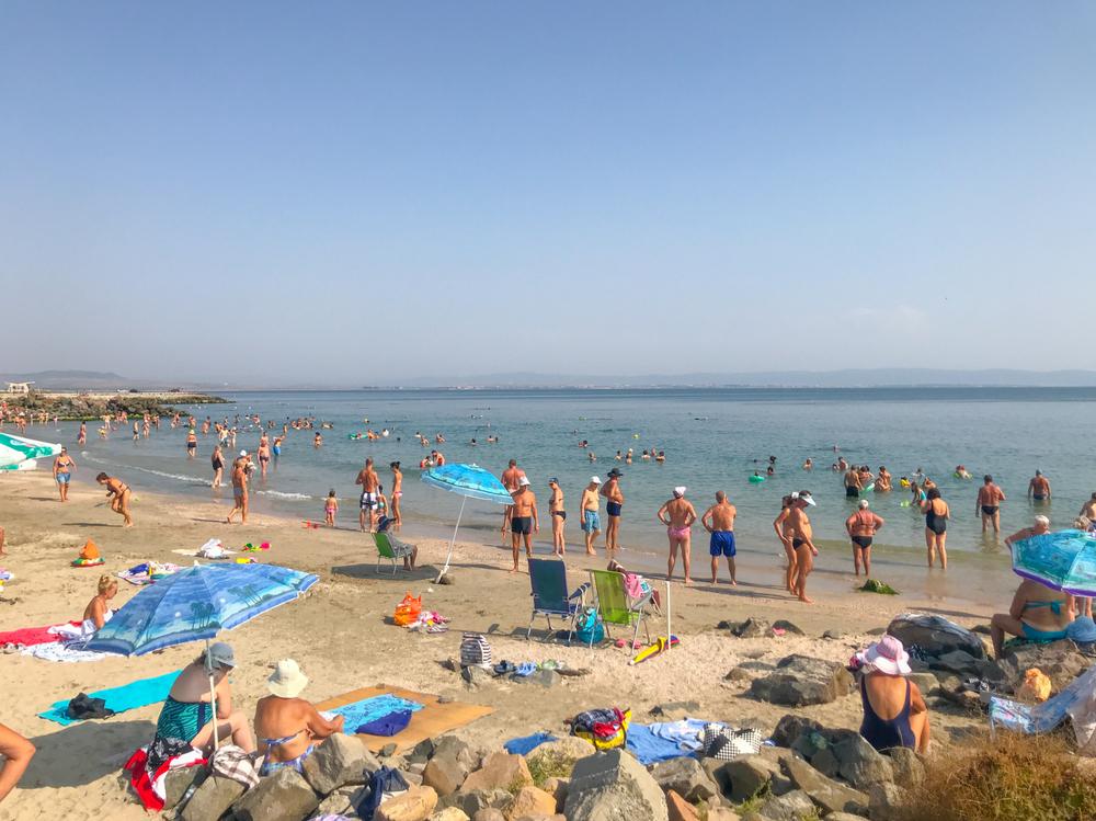 Lungo le coste bulgare del Mar Nero - Nenov Brothers Images / Shutterstock.com