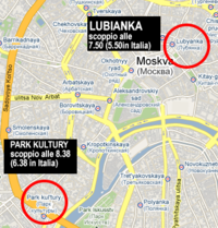 Attentato alla metropolitana di Mosca