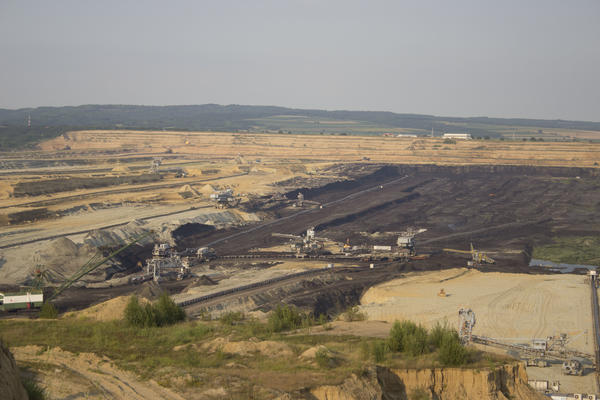 Miniera di Drmno (foto CINS)