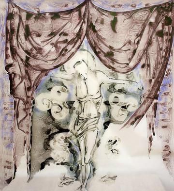 Miruna Budisteanu - Crucifixion