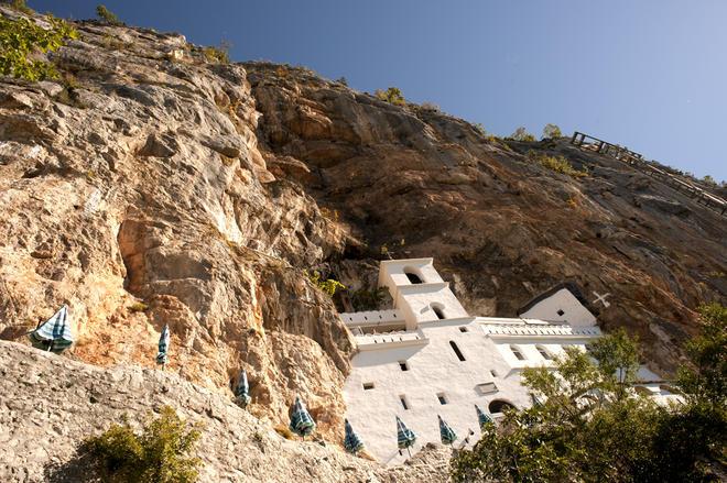 Monastero di Ostrog, Montenegro
