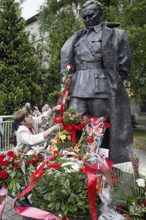 Monumento a Tito (Foto Danilo Krstanović)
